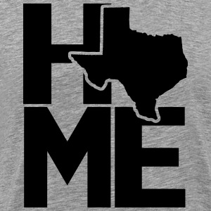 Home Texas T-Shirts - Men's Premium T-Shirt
