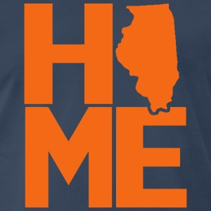 Home Illinois T-Shirts - Men's Premium T-Shirt