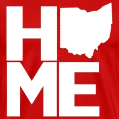 Home Ohio T-Shirts
