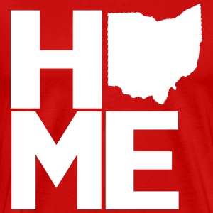 Home Ohio T-Shirts - Men's Premium T-Shirt