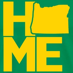 Home Oregon T-Shirts