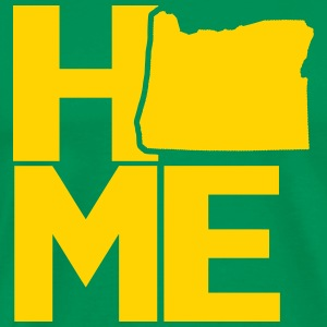 Home Oregon T-Shirts - Men's Premium T-Shirt