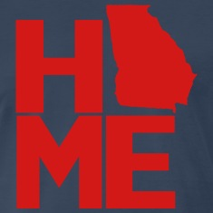 Home Georgia T-Shirts