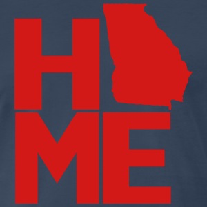 Home Georgia T-Shirts - Men's Premium T-Shirt