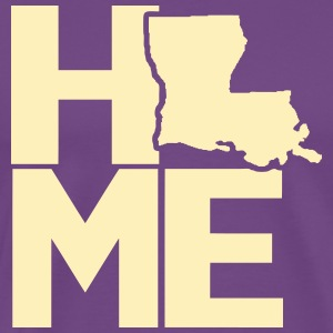Home Louisiana T-Shirts - Men's Premium T-Shirt