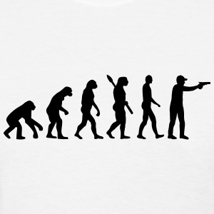 Evolution Sports shooting Women's T-Shirts - Women's T-Shirt