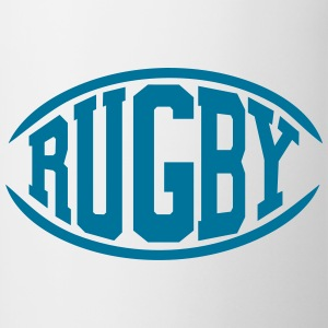Rugby Bottles & Mugs - Contrast Coffee Mug