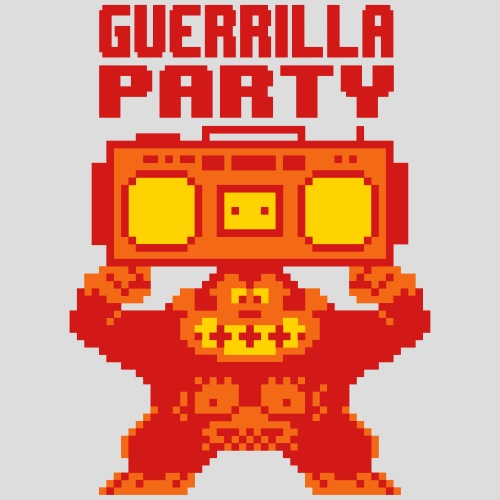 Guerrilla Party 3color