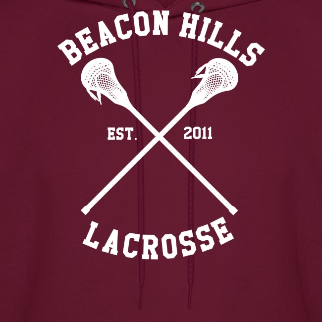 Beacon Hills Lacrosse - Isaac