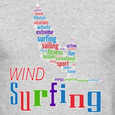 Windsurfing Long Sleeve Shirts