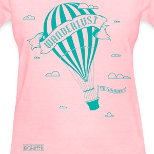 Bailey Hot Air Balloon - Women's T-Shirt