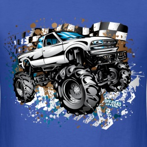 Mud Truck Race Shirt T-Shirts - Men's T-Shirt
