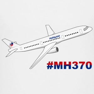 Malaysia Airlines MH370 Kids - Kids' Premium T-Shirt