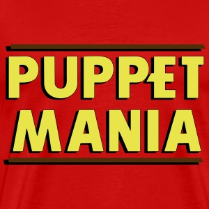 PuppetMania between the ropes - Men's Premium T-Shirt