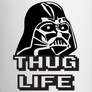 Thug Life Bottles & Mugs - Contrast Coffee Mug