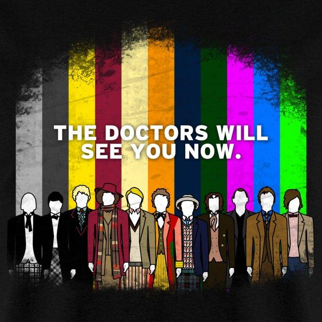 dr who shirt