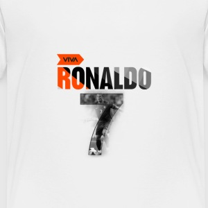 CRISTIANO RONALDO (MEN) - Toddler Premium T-Shirt