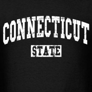 vintage_connecticut_state T-Shirts - Men's T-Shirt
