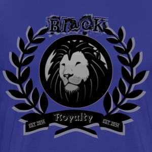 LION HEAD AND REEF ROYALTY 1.png T-Shirts - Men's Premium T-Shirt