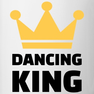 Dancing King Bottles & Mugs - Contrast Coffee Mug