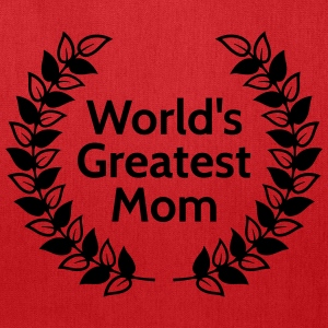 Greatest Mom Bags & backpacks - Tote Bag