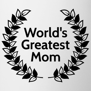 Greatest Mom Bottles & Mugs - Coffee/Tea Mug