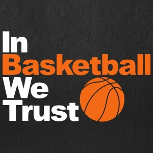 In Basketball we trust Bags & backpacks - Tote Bag