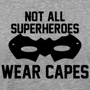 Superheroes T-Shirts - Men's Premium T-Shirt
