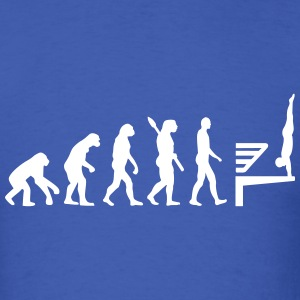 Evolution High Diving T-Shirts - Men's T-Shirt