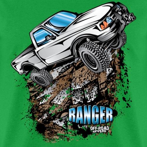 White Ford Ranger T-Shirt