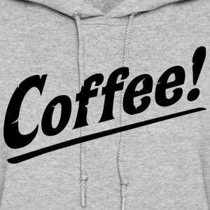 Coffee! Love Java Cool Retro Vintage Coffee Hoodies - Women's Hoodie