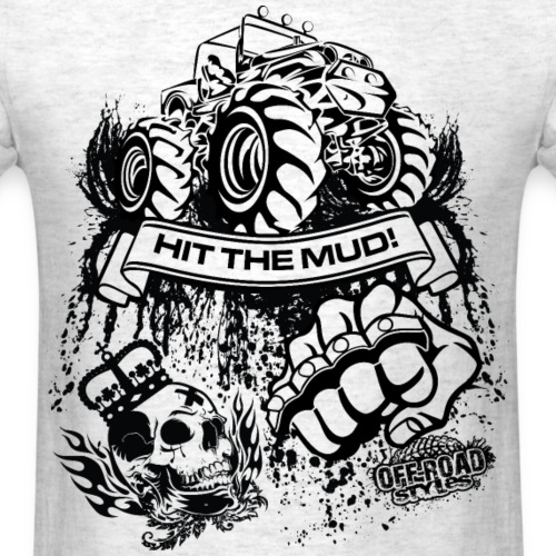 Mudding Jeep Shirt