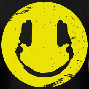 Music smile - Men's T-Shirt