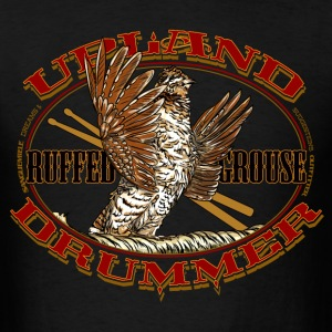 grouse_upland_drummer T-Shirts - Men's T-Shirt