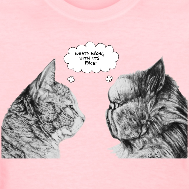 Cat Confusion Classic Tee