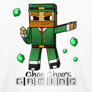Design ~ Choo Choo's Gaming Kids Long Sleeved Shirt
