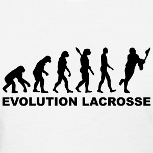 Evolution Lacrosse Women's T-Shirts - Women's T-Shirt