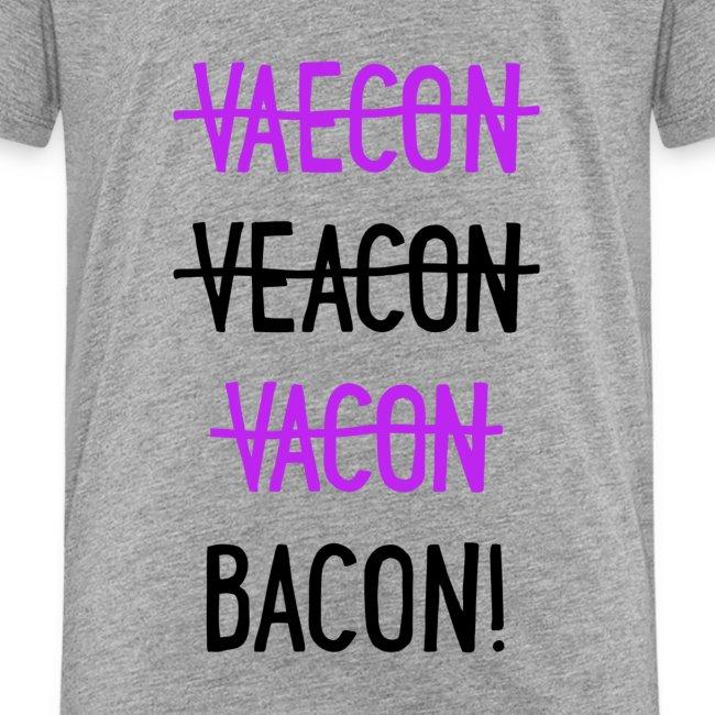 Vaecon Likes Bacon