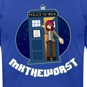 MKtheDoctor T-Shirts - Men's T-Shirt by American Apparel