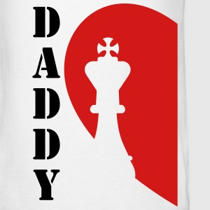 Daddy I love - Men's T-Shirt
