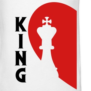 King of Love - Men's T-Shirt
