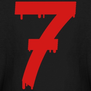 lucky number seven Kids' Shirts - Kids' Long Sleeve T-Shirt