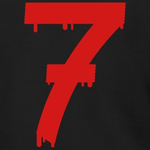 lucky number seven Zip Hoodies & Jackets - Men's Zip Hoodie
