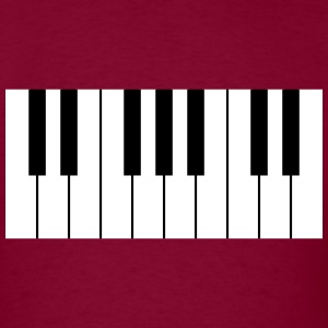 Keyboard T-Shirts - Men's T-Shirt