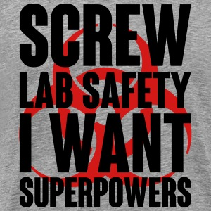 I want Superpowers! T-Shirts - Men's Premium T-Shirt