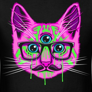 Trip Cat T-Shirts - Men's T-Shirt