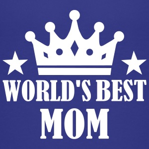 World's Best Mom Kids' Shirts - Kids' Premium T-Shirt
