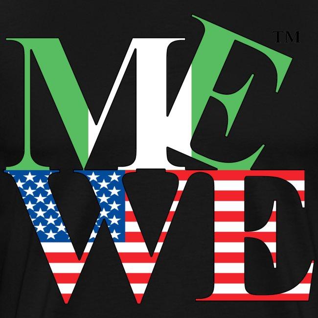 Me We Nigerian Tee