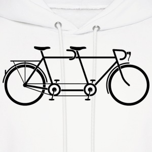 Bicycle (dd)++2014 Hoodies - Men's Hoodie