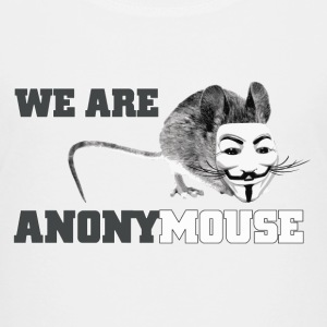 We are anony mouse - anonymous Kids' Shirts - Kids' Premium T-Shirt